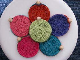 Lady Crochet: CERCLES : Around the round...