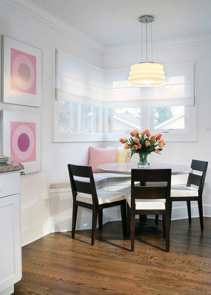 Wohnküche Gestalten wohnküche kleine essecke gestalten küche möbel küchen