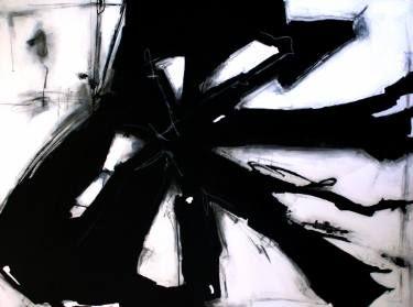 "Saatchi Art Artist Dorothee Winkler; Painting, ""Snakehole"" #art"