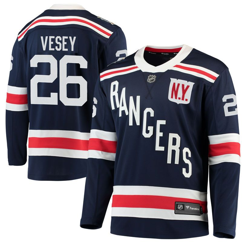 8a3d4bf52e6 ... nhl jersey c4ad9 australia jimmy vesey new york rangers fanatics  branded 2018 winter classic breakaway player jersey navy 2c64a ...