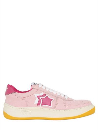 Atlantic Stars MAYA LEATHER SNEAKERS 9ZVwa
