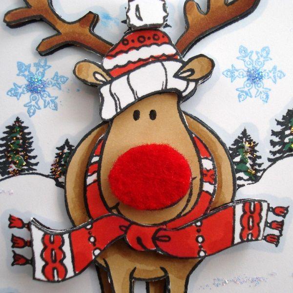 Préférence Les rennes du Père Noël existent-ils vraiment ? | Noël - Christmas  NM99