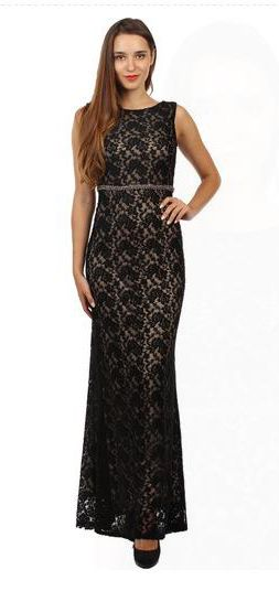 Sangria Black Lace Dress Httpsangriaamisangria Cerne