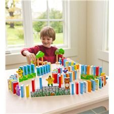 Forest Friends Domino Set