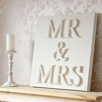 Put wooden letters on canvas then paint absolutely using - Cool things to buy for your room ...
