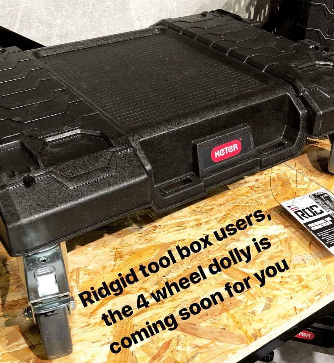 ToolsbydesignRidgid Pro Tool Box Users Rejoice! A 4