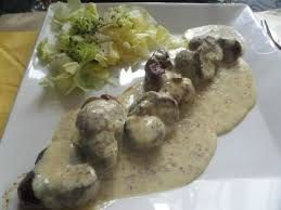 Rognons de veau sauce moutarde sel et poivre recettes a cuisiner simplement pinterest - Comment cuisiner des rognons de veau ...