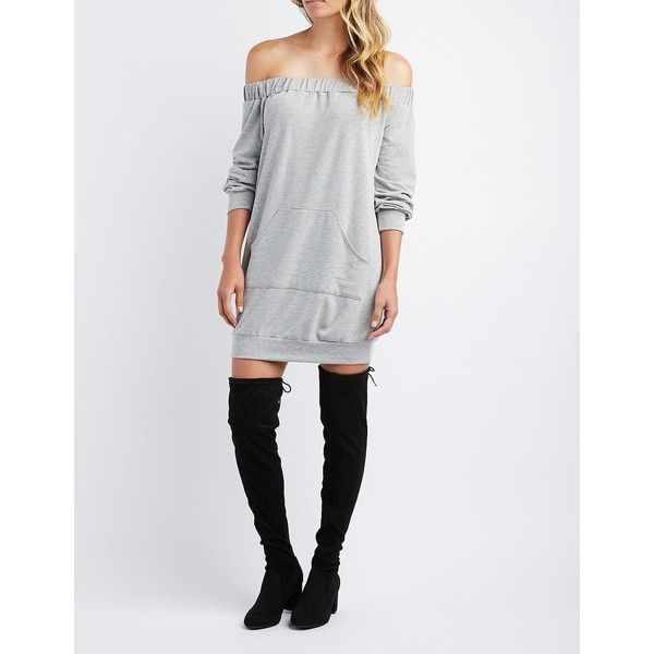 d53b599fb Charlotte Russe Tie-Back Over-The-Knee Boots ($45) ❤ liked on Polyvore  featuring shoes, boots, black, over-knee boots, charlotte russe, black  block heel ...