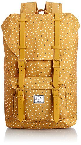 Herschel Supply Co. Little America Mid-Volume, Mustard Polka Dot/Mustard Rubber, One Size Herschel Supply Co. http://www.amazon.com/dp/B00ICGJ80C/ref=cm_sw_r_pi_dp_V0lexb0JFZW5H