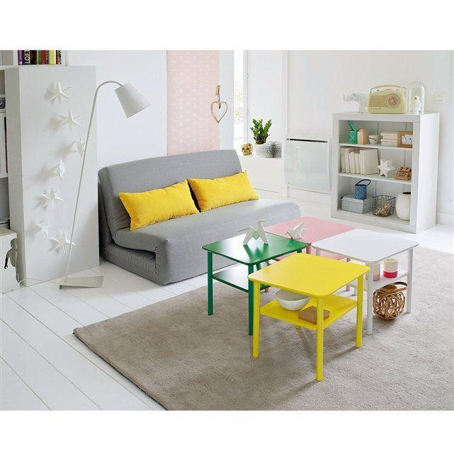 Belle et color e cette petite table basse vous propose - Table basse petit prix ...