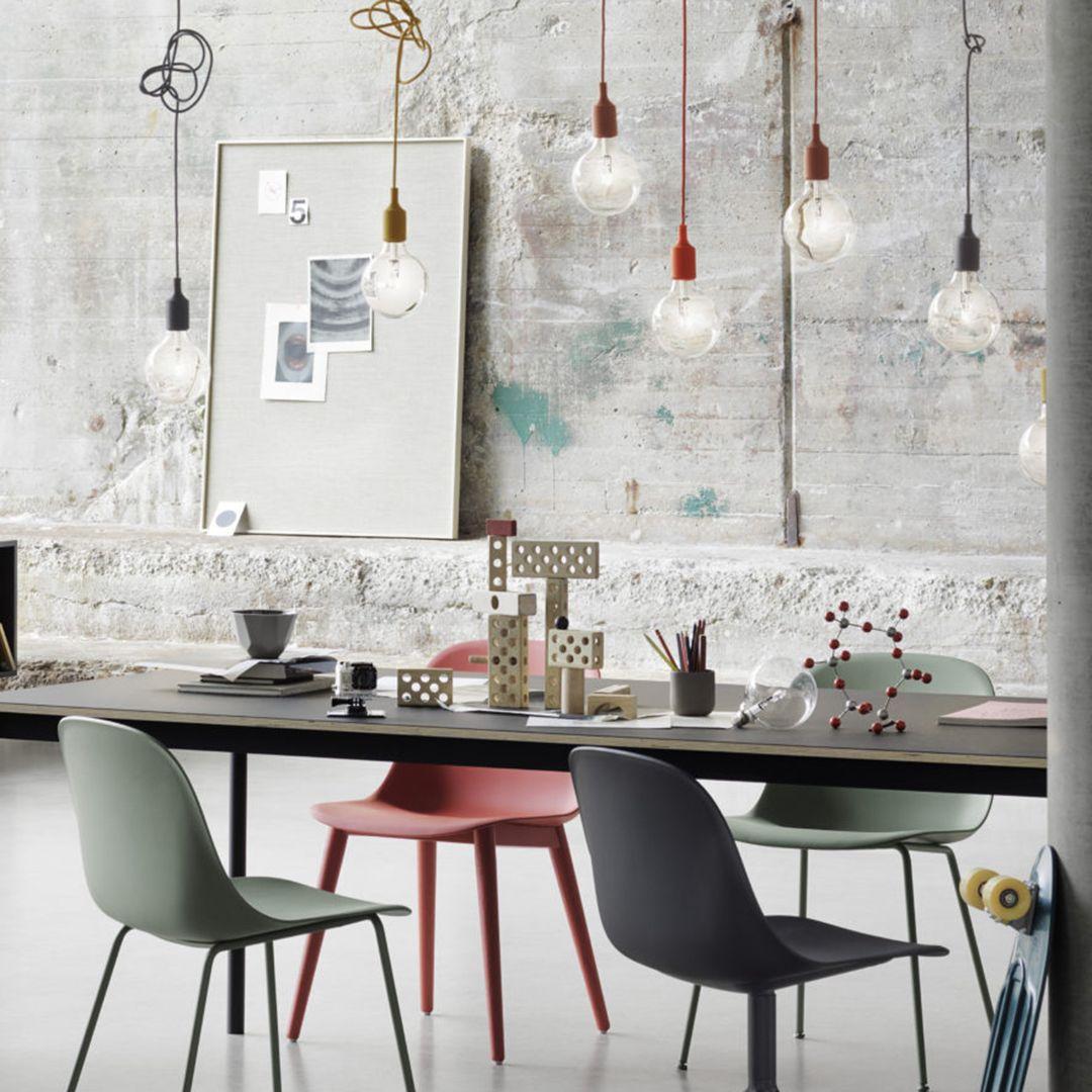 Muuto E27 Lamp Light Green Modern Scandinavian Furniture Scandinavian Furniture Home Decor