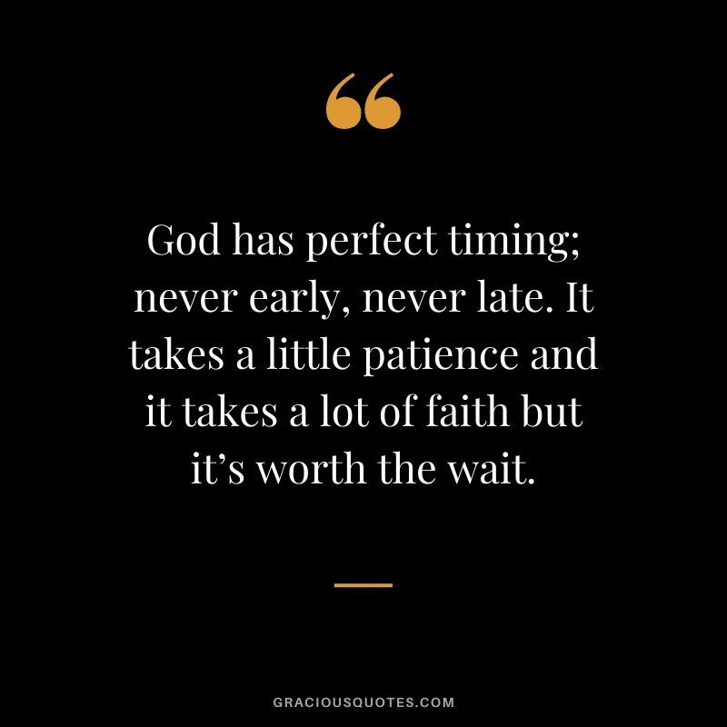 55 Patience Quotes for Better Tolerance (ENDURE)