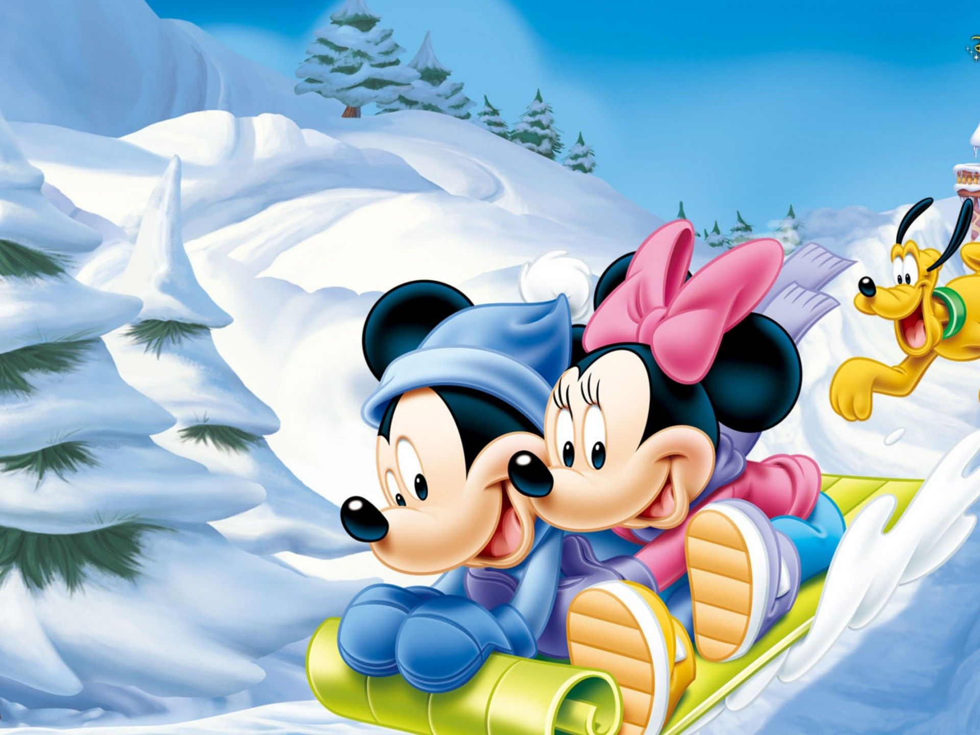 Mickey Mouse Cartoons HD Wallpapers Download HD Walls 1920×1080 Mickey Minnie Wallpapers Free ...