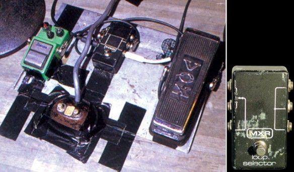SRV Pedal Set