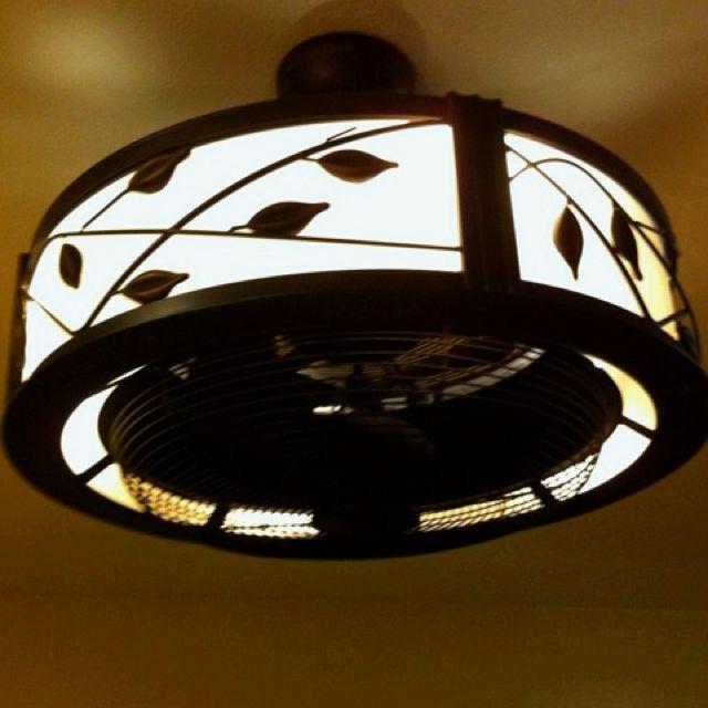 Ceiling fan light combo from Lowe\'s | Ceiling fan update ...