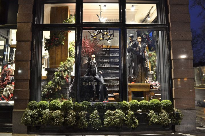 Ralph Lauren windows London 12