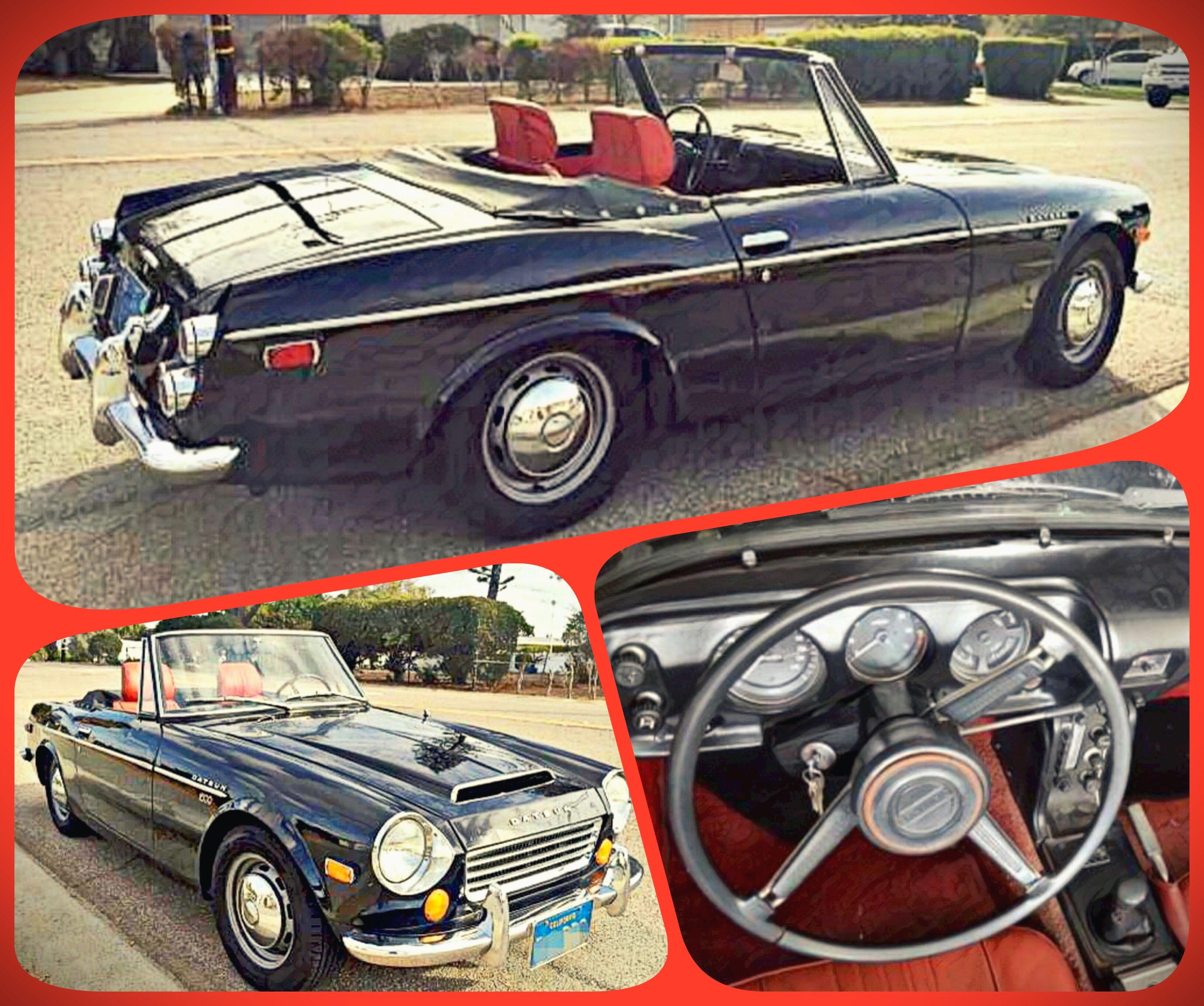 '70 Datsun 1600 $7K | Craigslist San Diego | Datsun 1600 ...