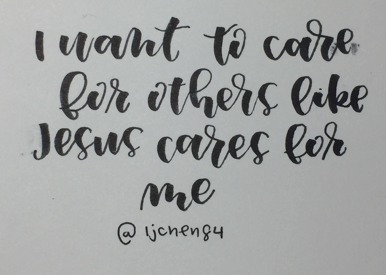ljchen84 on Pinterest lettering brushlettering