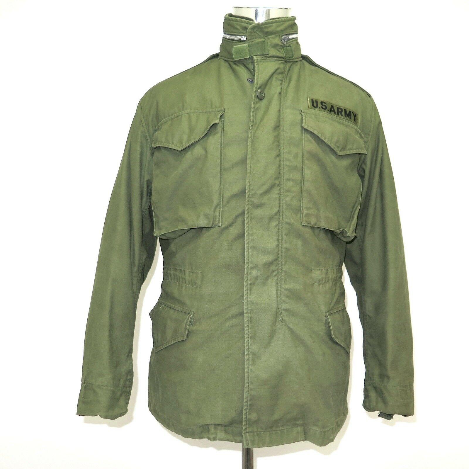 M65 Hood M65 Field Jacket Vintage Clothing Men Field Jacket