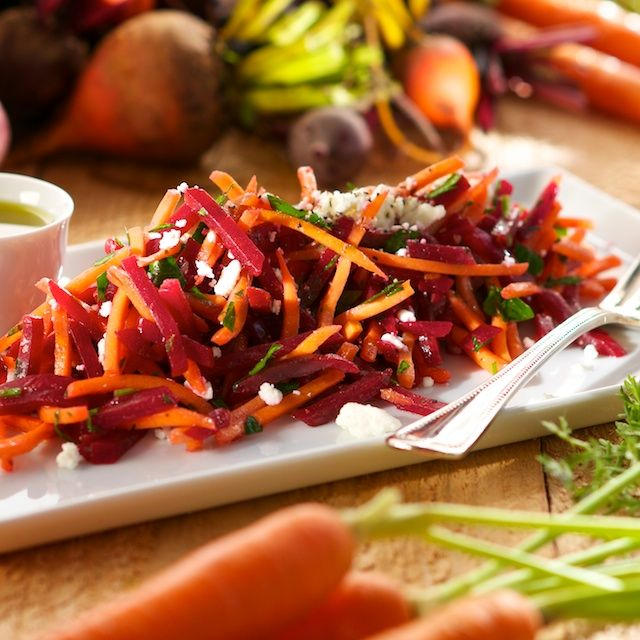 Carrot beet salad in recipes on the food channel yummi food forumfinder Images