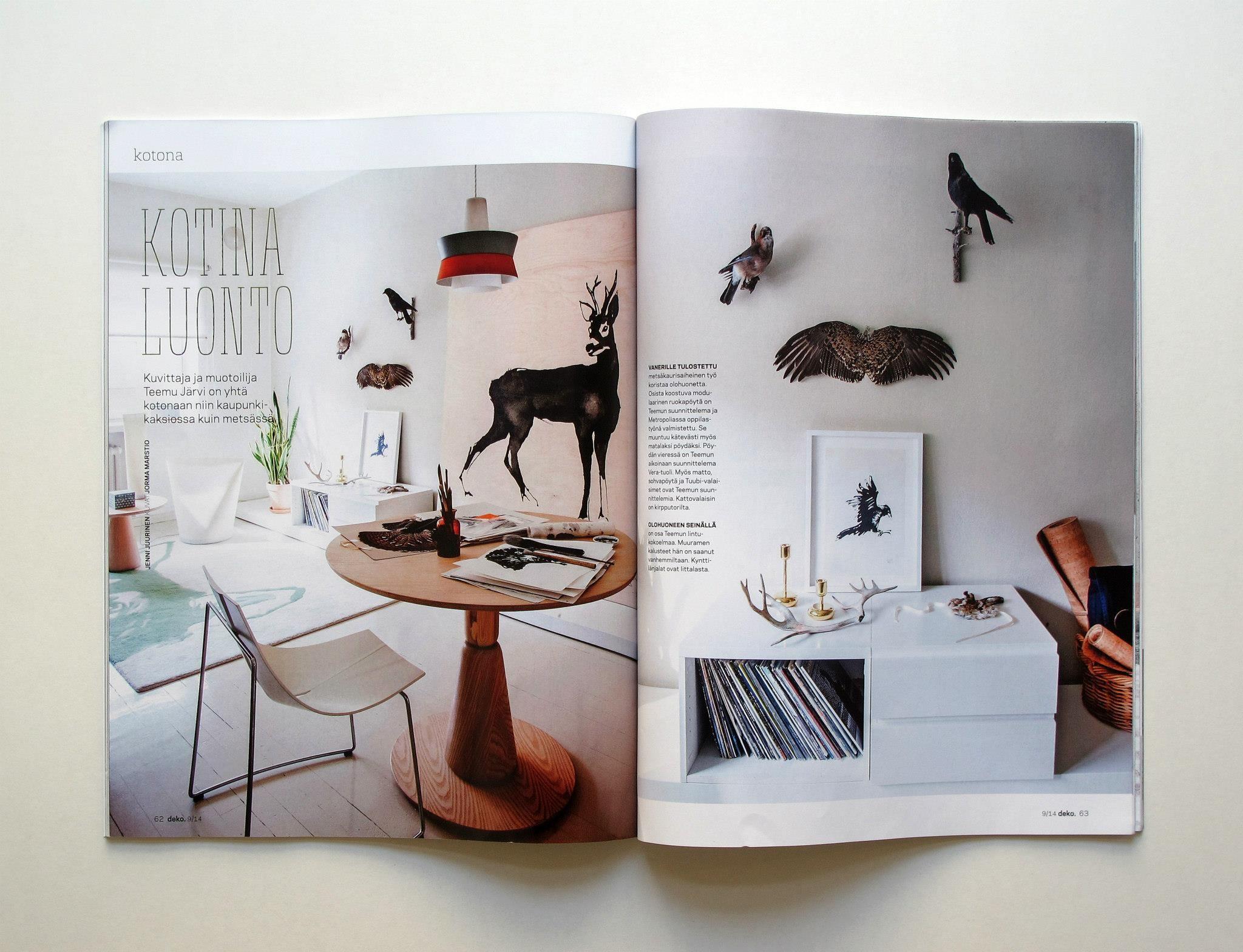 Deko Magazine deko magazine 9 2014 in media