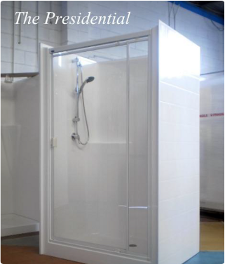 Free Standing Shower Cubicles In 2020 Duschkabine Vermietung Zimmer