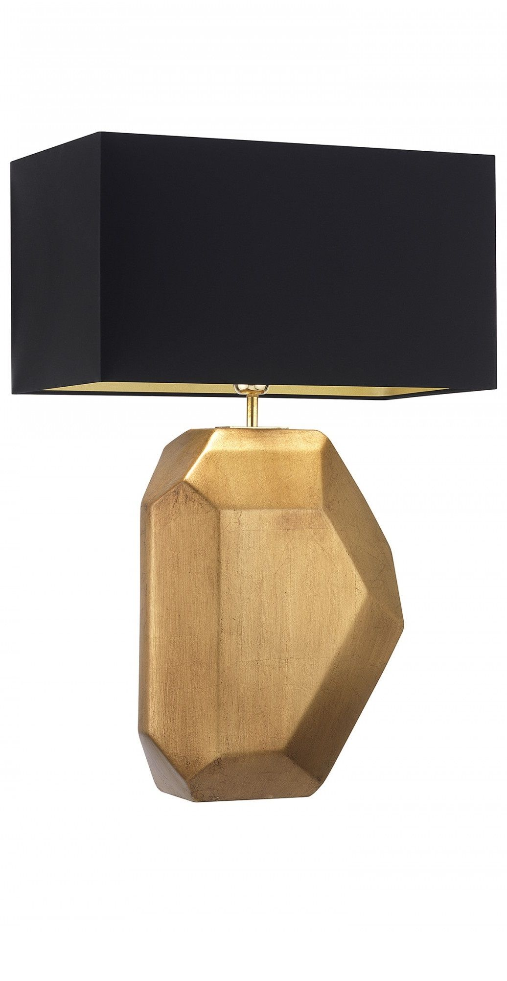 """""""gold"""" table lamp Lampentisch"""