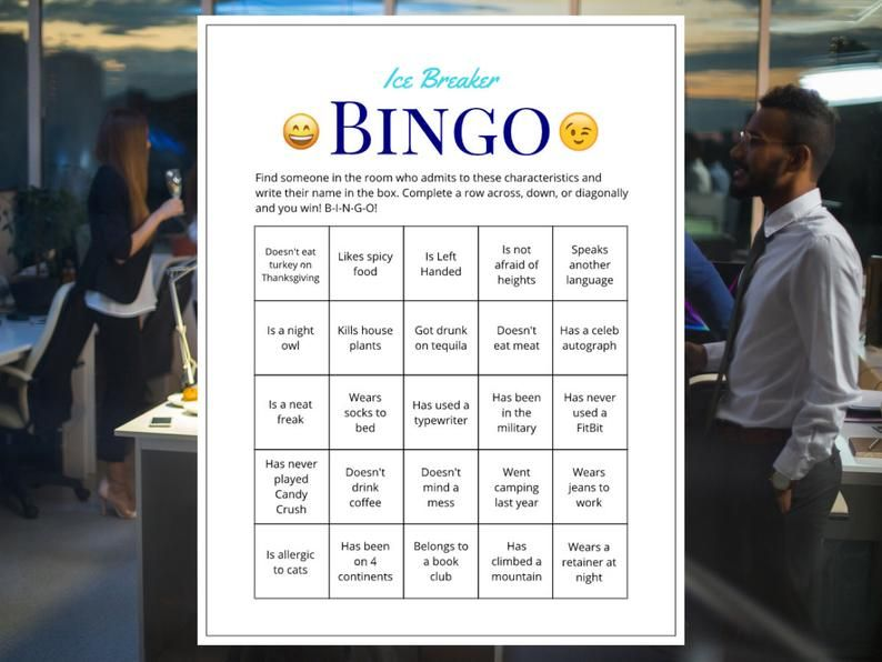 26++ Online icebreaker games for work collection