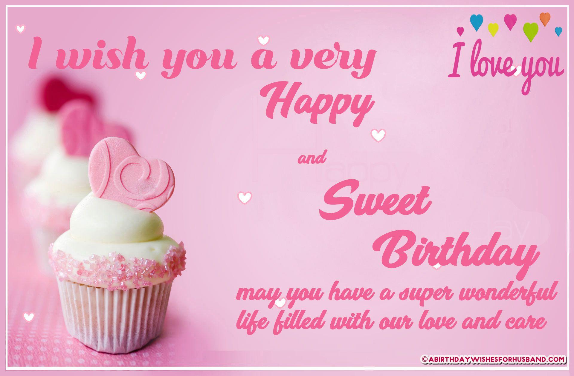 Birthday Wishes For Husband Advance Happy Birthday Wishes Birthday Wishes For Lover Advance Happy Birthday