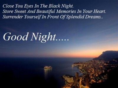 75 Inspirational Good Night Quotes And Sayings Inspirational