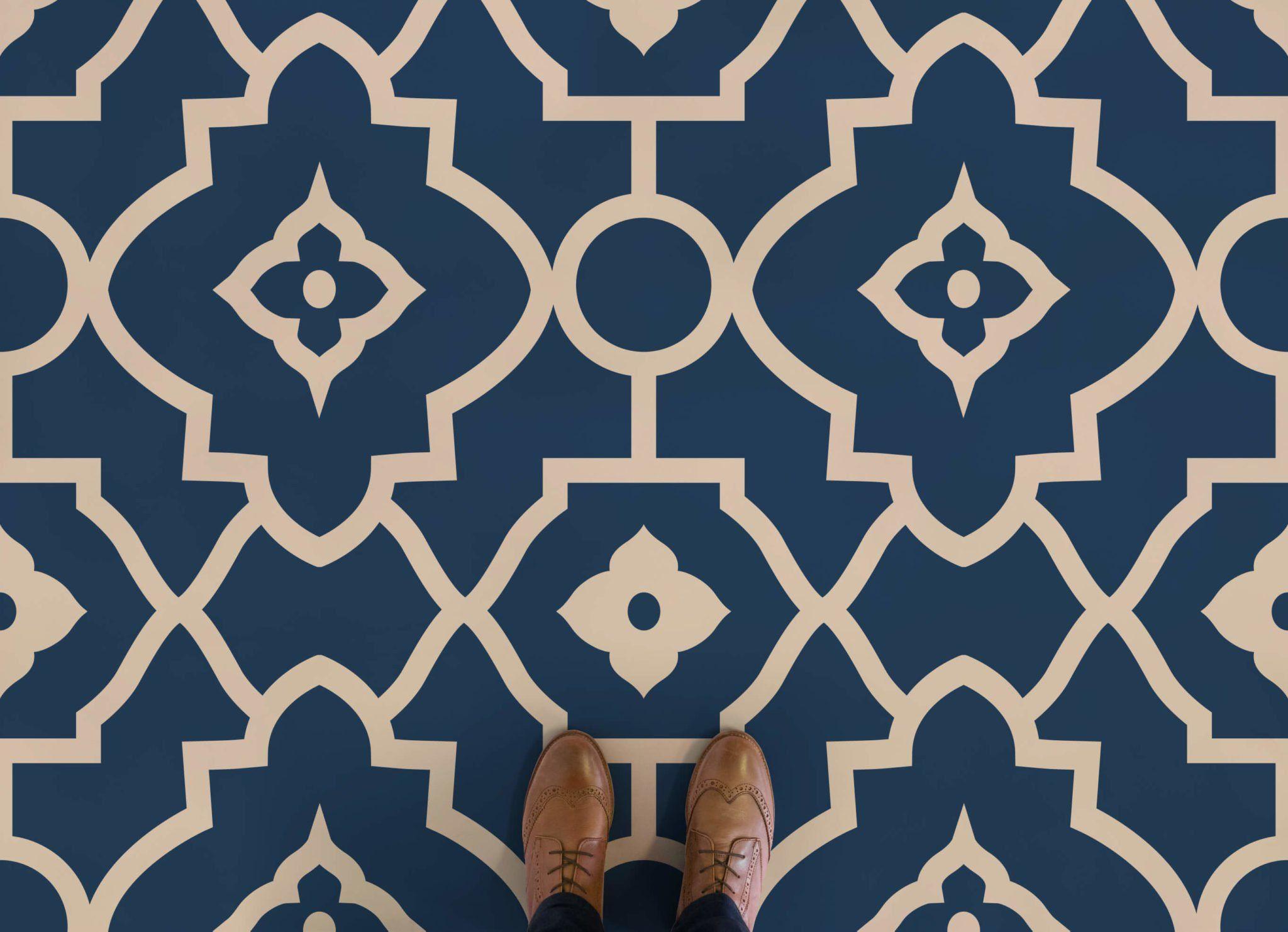 Moroccan Design Vinyl Flooring Moroccan Moroccan Design And