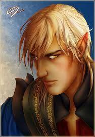 blonde elf male