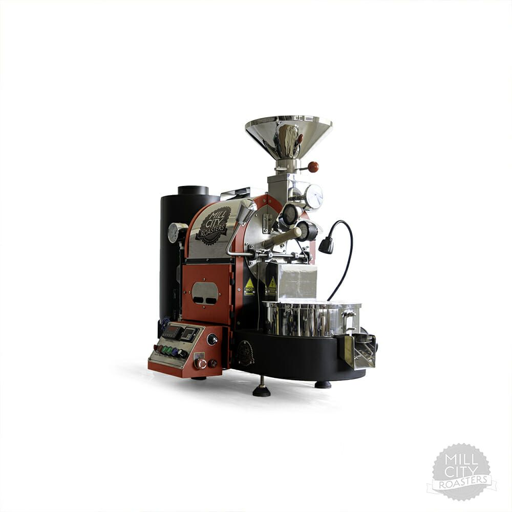 1kg Gas Coffee Roaster Mill City Roasters Roaster Coffee Roasters Coffee