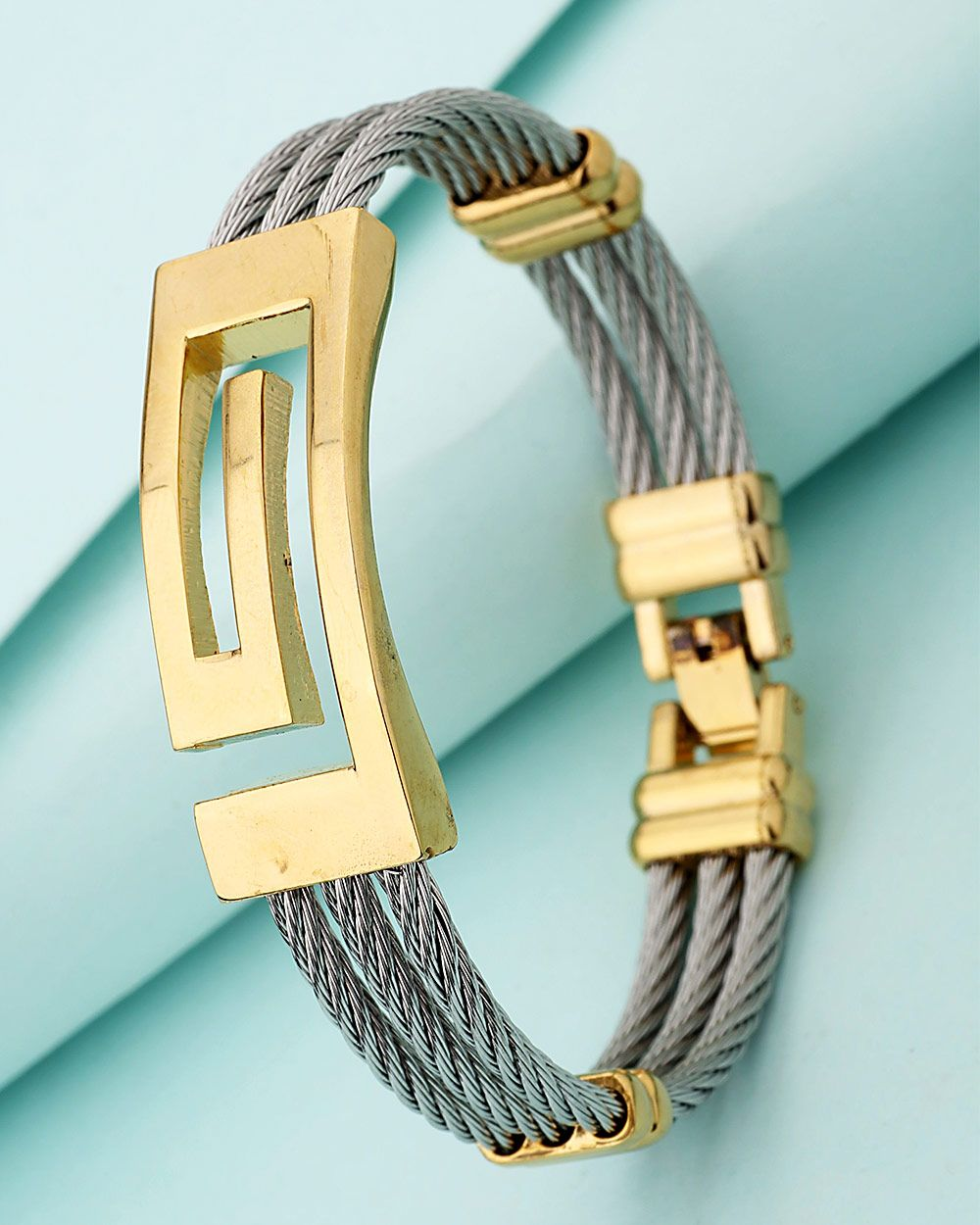 50f83cf96453b Buy exclusive stylish bracelets collection for men from Voylla. For more  details visit  https