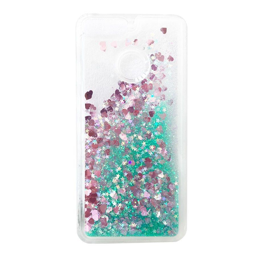 cover huawei y6 2018 glitter