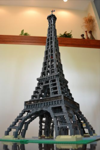 Lego Eiffel Tower 10181 100 Complete Box Instructions Sorted