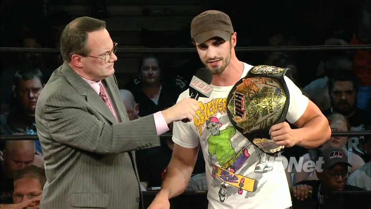 Tyler Black on WWE, ROH, and the future of the World Title