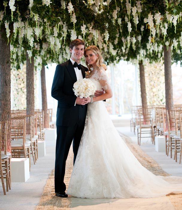 fotos del vestido de novia de ivanka trump – vestidos para bodas