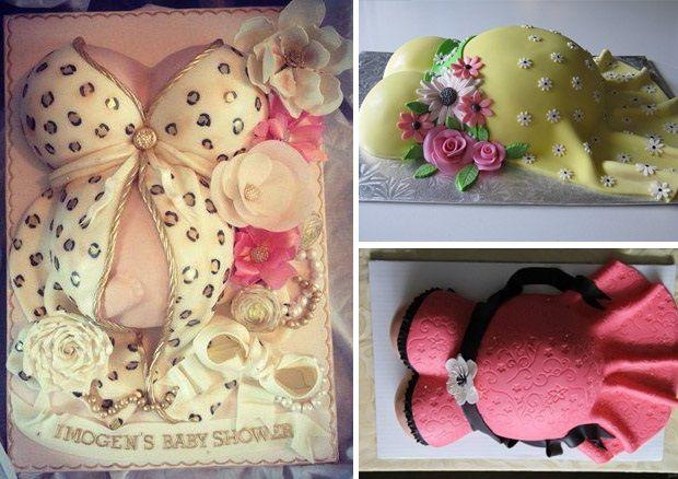 NapadyNavody.sk | Inšpirácie na torty pre budúce mamičky