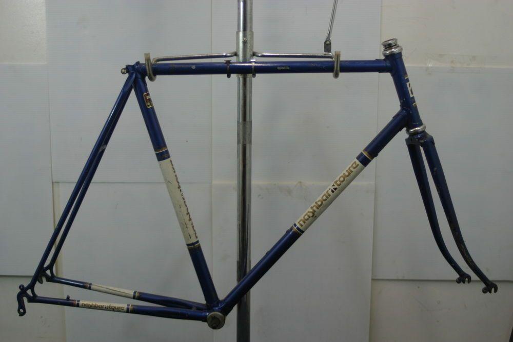 Nashbar Toure Vintage Road Bike Frame Japan Maruishi Tange Ofmega