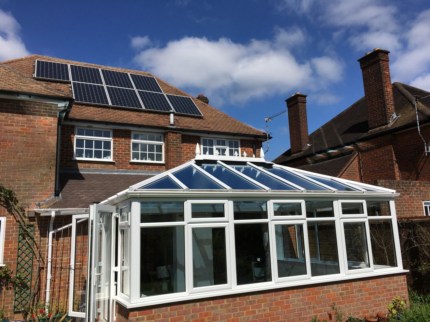 The Film Is Applied To The Internal Face Of The Glass And Is Available In Variations Suitable For Glass Or Polycarbon Window Film Conservatory Roof Roof Window