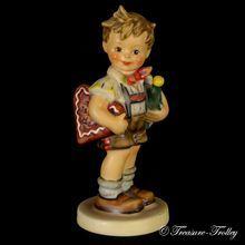 Valentine Joy Figurine Hummel 399 Special Edition Four Hard To Find $79 Sale