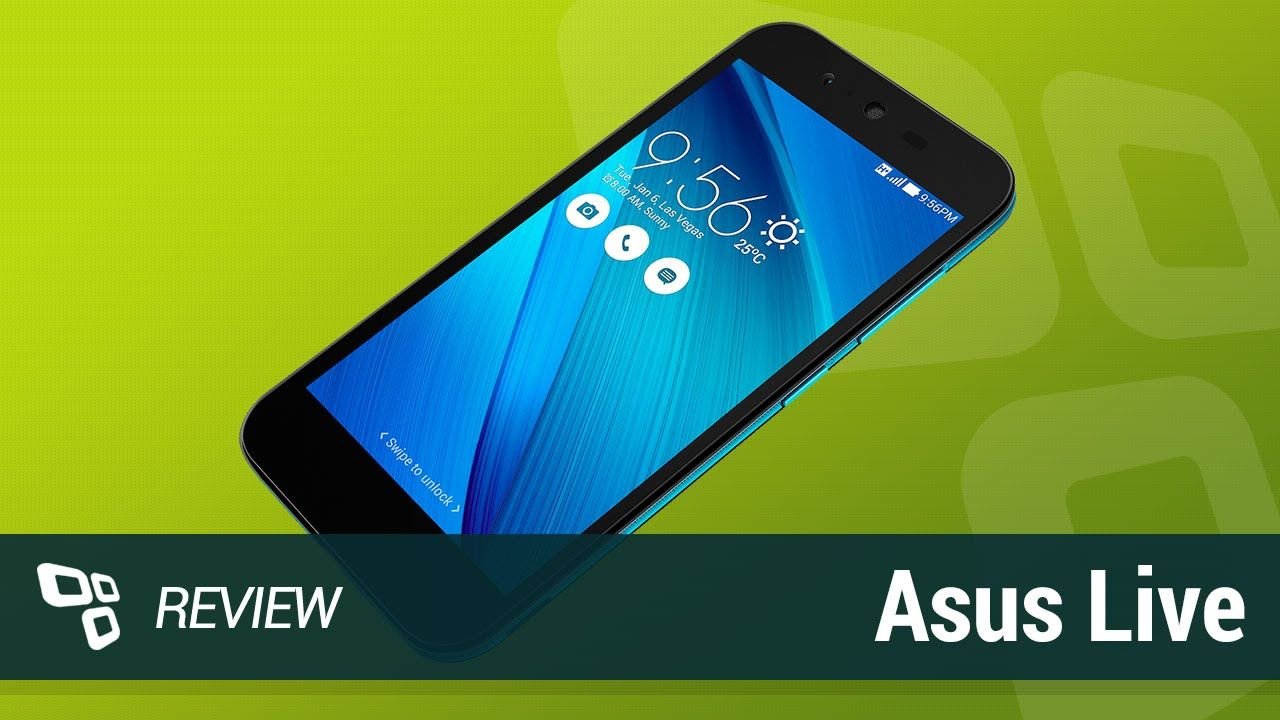 Review Asus Live