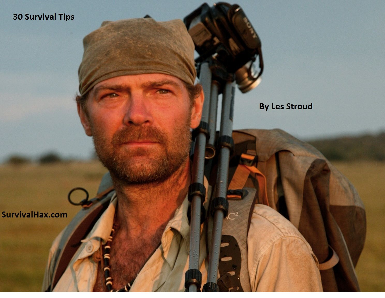 LesStroud Survival, Survival fishing, Survival prepping