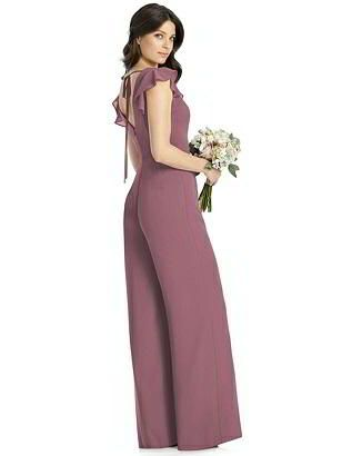 Alfred Sung Bridesmaid Dress D501 #bridesmaidjumpsuits