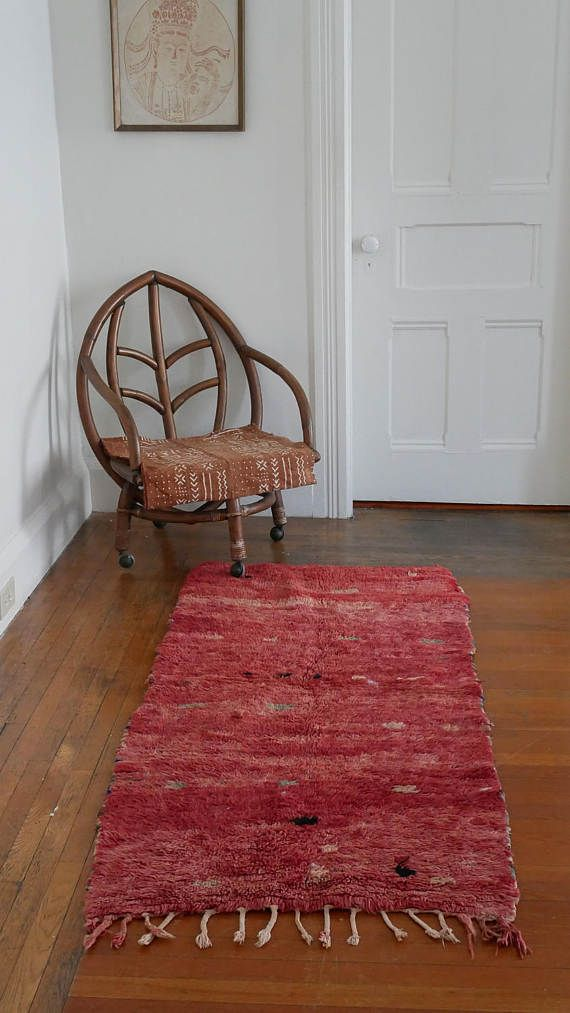 Approx Dimensions 32x66 Style Runner Condition Good Vintage Beautiful Coral Rug Please Note That Item Is Vintage And Carpet Sale Coral Rug Rugs On Carpet