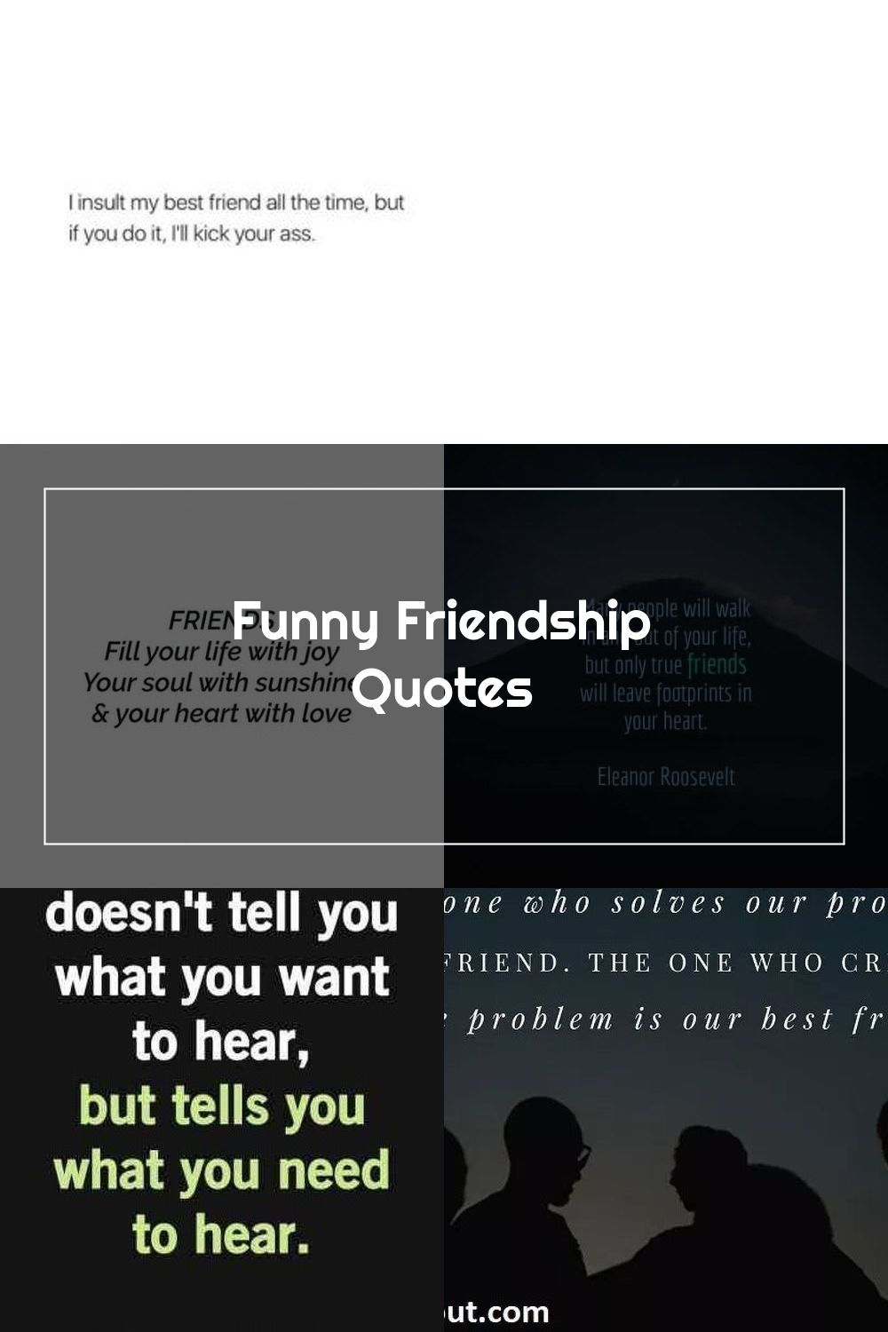 Short Funny Friendship Quotes Funny Friendship Quotes And Sayings Funny Friendship Bff Quotes Sayings