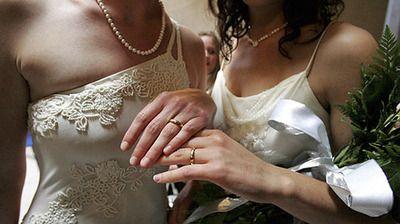 Closeups are so intimate. Great idea for wedding photos.
