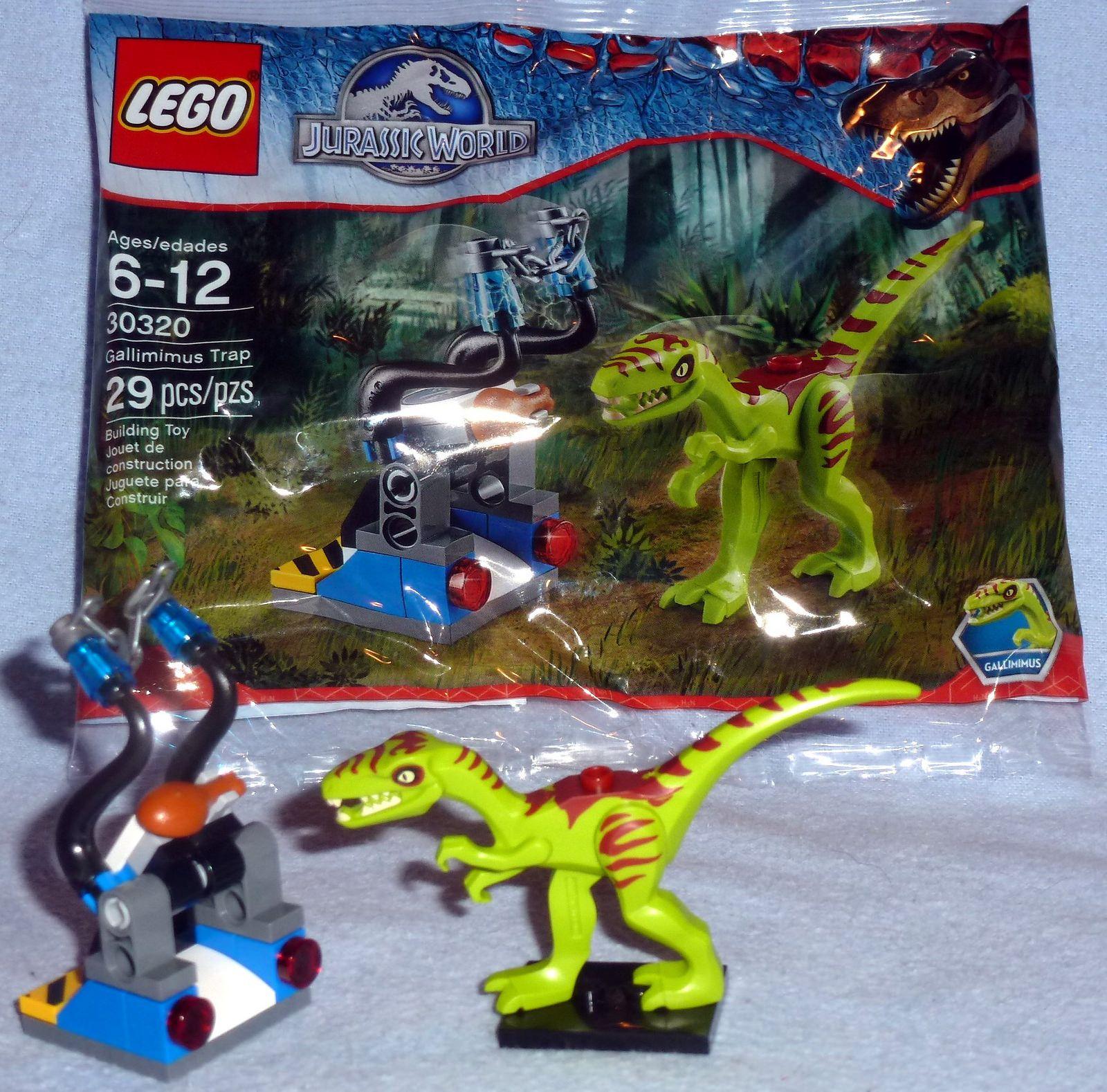 Lego 30320 Gallimimus Trap Misc Toys Lego Dinosaur