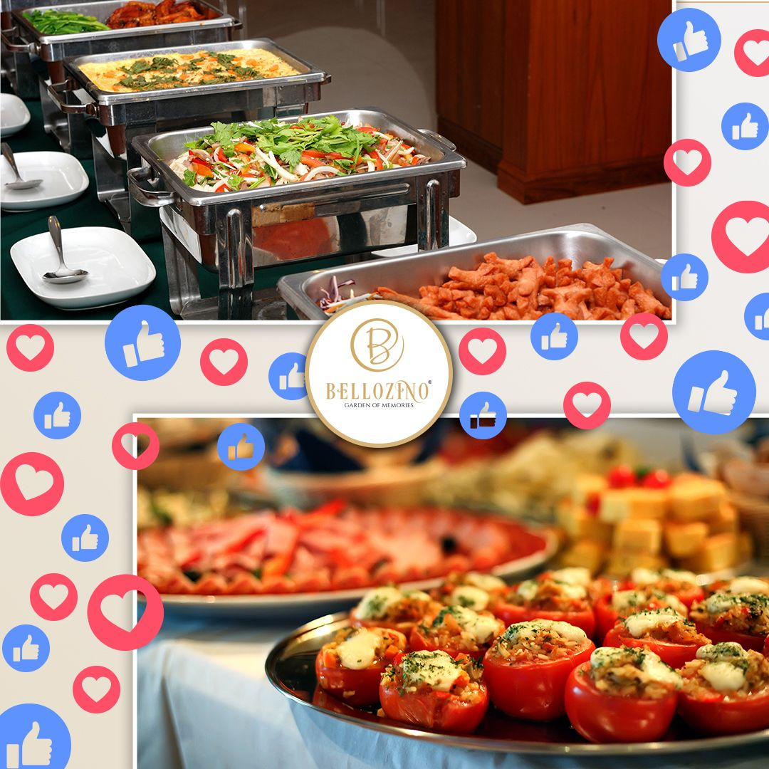 What Type Of Food Do You Picture Your Wedding Guests